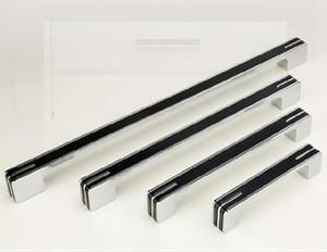 NEUE klassische Schublade Knopf zieht schwarz Küche Schrank Kleiderschrank Küchenschränke Möbel Türgriffe und Knöpfe GBN-080