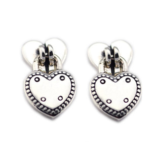 Earring Authentic Padlock-inspired For Silver Sterling 925 Locks Party Stud Gift New Jewelry Love Earrings Fine Valantine Fashion Women Muoe