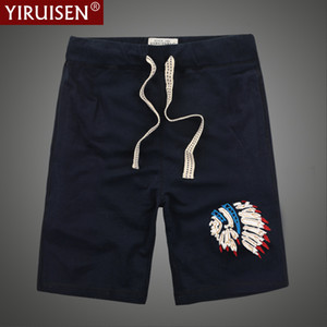 2018 New Men's Cotton Shorts Casual Shorts Men Summer Short Pants YiRuiSen Brand Clothing Bermuda Masculina Men