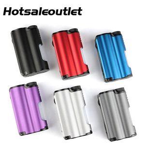 100% первоначально DOVPO TopSide сквонк 90W MOD 10мл Работает на одной батареи с обводной контроля температуры Mod E сигареты Vapor Mod DOVPO