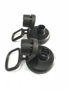Sıcak Satış Flask Kapaklar Fırça 18 oz 22 oz 32 oz 64oz tumblers PP Kapak Ücretsiz Nakliye için Kapaklar Taşınan