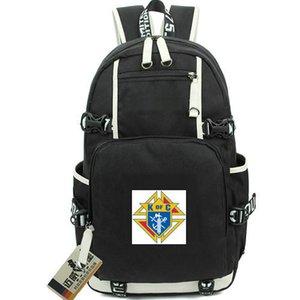 Дневной пакет Knights of Columbus Благотворительный рюкзак школьный портфель Brother Рюкзак для отдыха Рюкзак для ноутбука Спортивная школьная сумка Наружный рюкзак