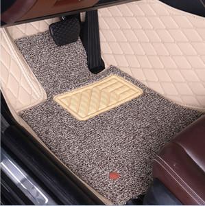 Tapis de sol sur mesure pour voiture pour Mercedes Benz W245 W246 Classe B W204 S204 W205 S205 C63 AMG tout temps revêtement de tapis de luxe