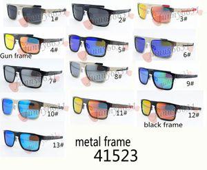 Sommer Mann Metall polarisierte Sonnenbrillen Mode Frauen fahren Sonnenbrillen Unisex-Brillen Radfahren Radfahren Brillen Farbe freies Verschiffen