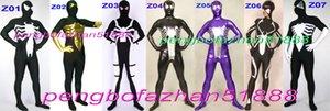 Unisex Örümcek Adam Takım Kıyafet Yeni 7 Stil Örümcek Adam Suit Catsuit Kostümler Fantasy Örümcek Adam Kahraman Kostümleri Kıyafet Unisex Superhero Suit P167