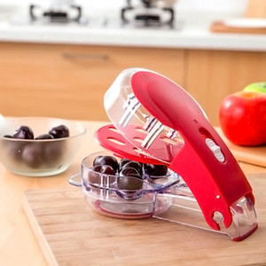 Cherry Pitter Cherry Olive Pits Samensteinentferner Entfernung Kirschen Schnelle Enukleatenentfernung Knochen Küchenhelfer Obstwerkzeug
