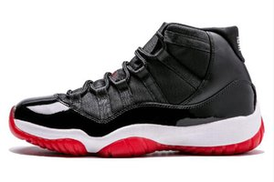 20 Couleur Haute Qualité 11 s Basketball Chaussures Faible Barons High Bred 11 XI Hommes Femmes Sport Sneakers chaussures Taille 36-47
