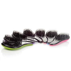 Magic Handle Tangle Detangling Comb Shower Hair Brush detangler Salon Styling Tamer exquite cute useful Tool Hot hair brush