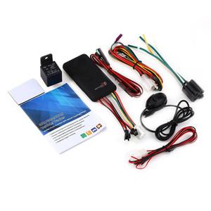 LONGFENG GPS SMS GPRS Veículo Rastreador Localizador Controle Remoto Rastreamento de Alarme com Relé 24 V