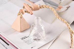 Miglior prezzo Bottiglia di olio essenziale bottiglie Home Car Hanging Diffusore Deodorante Fragranza Vuoto trasparente Bottiglia di profumo
