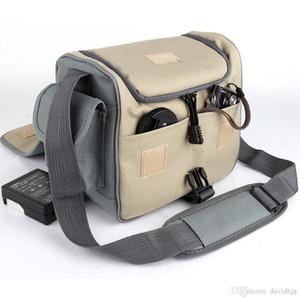 DSLR Kamera Çantası Kılıfı Omuz Çantası Canon Nikon Sony Alpha Fujifilm Panasonic Fotoğraf Foto Lens Durumda Su Geçirmez Sırt Çantası