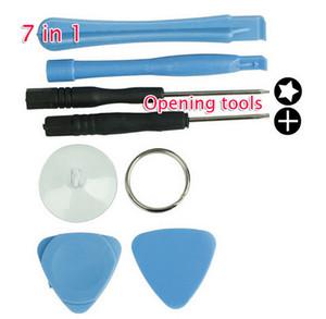 أدوات إصلاح الهاتف الخليوي 7in 1 Repair Pry Kit فتح أدوات Pentalobe Torx مشقوق مفك لتفاح iphone 4 4S 5 5s 6 moblie الهاتف