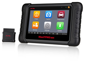 Autel TS608 MaxiTPMS Complete TPMS und All System Service Diagnostic Tablet kombiniert mit TS601 MD802 und MaxiCheck Pro 3 in 1