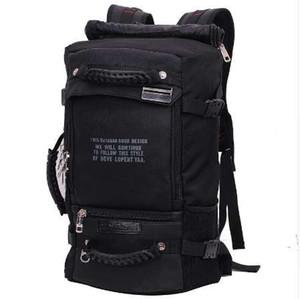 Laptop Sırt Çantası 17 18 inç Laptop Çantası 17.3 15.6 14 inç Açık Büyük Seyahat sırt çantası Omuz Erkekler çanta Kapasiteli Çok amaçlı