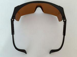 Laser óculos de proteção ocular 808nm 980nm 800-2000nm comprimento de onda óculos de proteção a laser US absorvente de laser de comprimento de onda específico