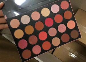 2018 New Makeup 24G Eyeshadow Palette Grand glam 24 colori Ombretto naturale ad alte prestazioni a lunga durata Spedizione gratuita