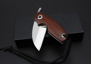 Grossista Big mouthed bird D2 coltello pieghevole di alta qualità Camping Caccia Survival Knife Catenaccio EDC Tools Outdoor pieghevole regalo pocket knife