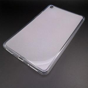 50PCS 소프트 TPU 뒤 표지 샤오 미 Mipad4 플러스 미 패드 4 플러스 Mipad 4 플러스 태블릿 + 스타일러스 펜을위한 울트라 씬 케이스