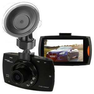 "G30 Car Camera 2.4"" Full HD 1080p carro DVR Video Recorder traço Cam 120 graus Wide Angle Motion Detection Night Vision G-Sensor"