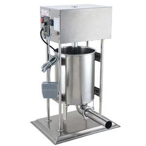 Qihang_top fleischverarbeitungsmaschinen 25L elektrische automatische wurstfüller maschine kommerziellen hühnerfleisch wurst stuffer maker