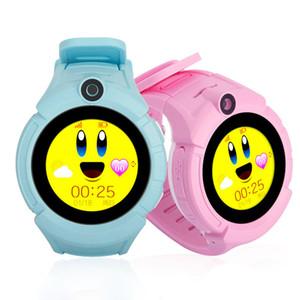 Q360 Enfants Montres Intelligentes GPS avec Sim Card Camera Enfant Ecran Tactile SOS Anti-Perdu Moniteur Tracker Baby Watch