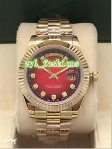 Top Quality Boutique dos homens Relógio de Ouro de Aço Inoxidável Moda Negócio Relógio Automático Mecânico Data Relógio Frete Grátis