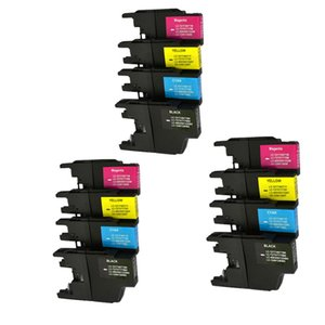 12x Ink Cartridges LC1240 LC400 LC1220 Replacement For Brother MFC-J860DWN DCP-J925N DCP-J525W MFC-J960DN-B DCP-J940N-W MFC-J280W MFC-J425W