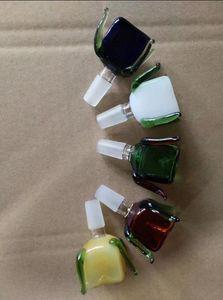 Petal glass bubble head 14mm glass bongs accessories