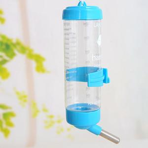 Fuente de agua potable Hamster Dog Botella de alimentador automático de agua para conejillo de Indias Botella de agua colgante dispensador Feeder