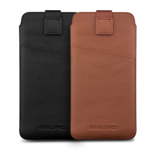 Qialino For Iphone X  Iphone X Case 5 .8 Inch Wallet Pouch For Iphone 10 Cover Leather With Wallet Card Slot Luxury Case