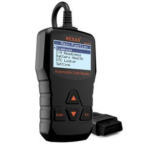 NL100 Hand-held OBD2 Auto Diagnostic Scanner Codice di errore Reader EOBD JOBD Engine Analyzer Auto Scan Tool di diagnosi