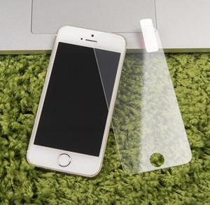 Pour iPhone 8 Protecteur d'écran en verre trempé pour iPhone8 Cell Phone Protector 9H Dureté Protecteur d'écran avec Retail Package