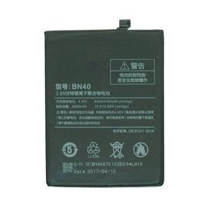 1x 4000mAh BN40 / BN 40 Telefon-Ersatzakku für Xiaomi Redmi Redrice Hongmi 4 Pro Prime 3 GB 3G RAM 32G ROM Edition