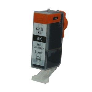 PGI-525 CLI-526 Mürekkep Kartuşu Için Uyumlu Canon PIXMA IP4850 IP4950 IX6550 MG5150 MG6150 MG6250 MG8150 MX715 Yazıcılar Mürekkep