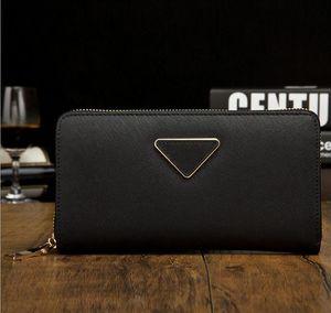 Portafoglio in pelle Europa e Stati Uniti portafogli donna in pelle borsa in vera pelle 100% Portafoglio in pelle per donna