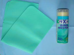 Neues Produkt heißen Verkauf PVA Suede Tuch Synthetic Deerskin PVA-Tuch-Auto-Wäsche Auto Care saubere Handtücher