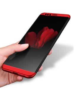 Per OPPO A57 (A39) Cassa Del Telefono Cellulare 3-In-1 360 Gradi Completo Antiurto Armatura Copertura Posteriore Dura Per OPPO A57 (A39) 20 Pz / lotto