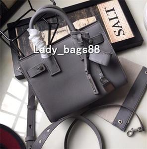 Borse delle donne mini Retro organo borsa catena regolabile borsa crossbody genuina del cuoio borse borse borse borsa messenger