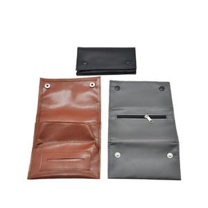 Honeypuff Искусственная кожаная кожа табачная труба держатель сигареты с 78 мм держатель бумаги портативный кошелек сумка для курения аксессуары
