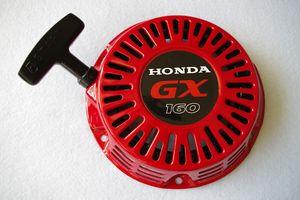 Autentico tirante di avviamento a strappo in acciaio per Honda GX160 GX200 EC1800 EC2500 avviamento a strappo del motore parti di riavvolgimento