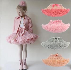 Baby Girl Тюль Юбки Halloween Dance Dress Мода Балетные Юбки Платье Принцессы Рождество Танцевальная Одежда Костюм Детская Дизайнерская Одежда YL664