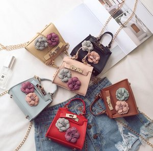 Bolsas das crianças Designer de Marca de Couro PU Bolsa da Menina Mini Menina Bolsa de Ombro Crianças Presentes de Moda Presentes Giveaway