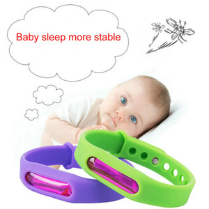 Anti Mosquito Pest Insect Bugs Repellent Wristband Repeller Wrist Band Bracelet Deet-free non-toxic Safe Bracelet DDA352
