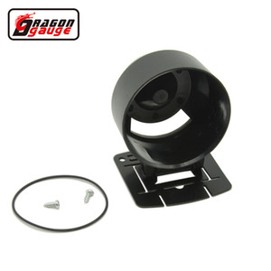 Dragon gauge Universal Hard plastic 60mm Auto Car Gauge Cup Holde Tachometer meter holders Racing Refit pods