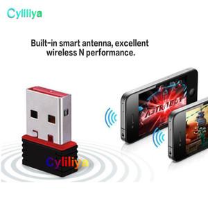 Scheda Mini PC adattatore WiFi 150M del USB WiFi, Network Antenna wireless 802.11n / g / b adattatori WiFi LAN + antenna Promozione