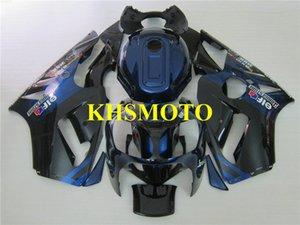 Kit carenatura iniezione per KAWASAKI Ninja ZX12R 00 01 ZX 12R 2000 2001 ABS blu nero Carenatura + 7 regali KX03