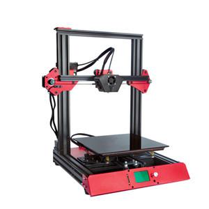 플래시 3D 프린터 알루미늄 압출 3D 프린터 키트 3D 인쇄 사전 제작 된 50 % SD 카드 Titan Extruder As Gift