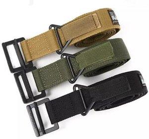 Прочная армия мужчины тактические ремни военные Blackhawk CQB нейлон ремень легко носить с собой пояс мужской холст пояса спасательные ремни спортивные пояса