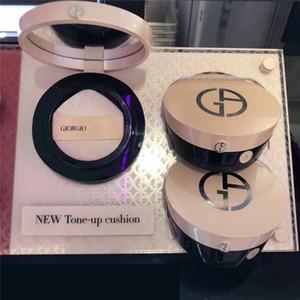 Ünlü marka GIORGIO Yeni Ton-up Kiraz yastık Makyaj vakıf yastık rengi 2 # 3 # 4 #
