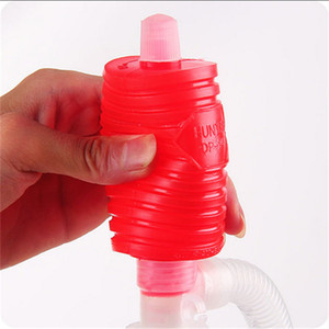 Neue Tragbare Siphon Schlauch Gas Öl Wasser Flüssigkeitstransfer Handpumpe Sauger Luftpumpe Öltransfer Saugrohr